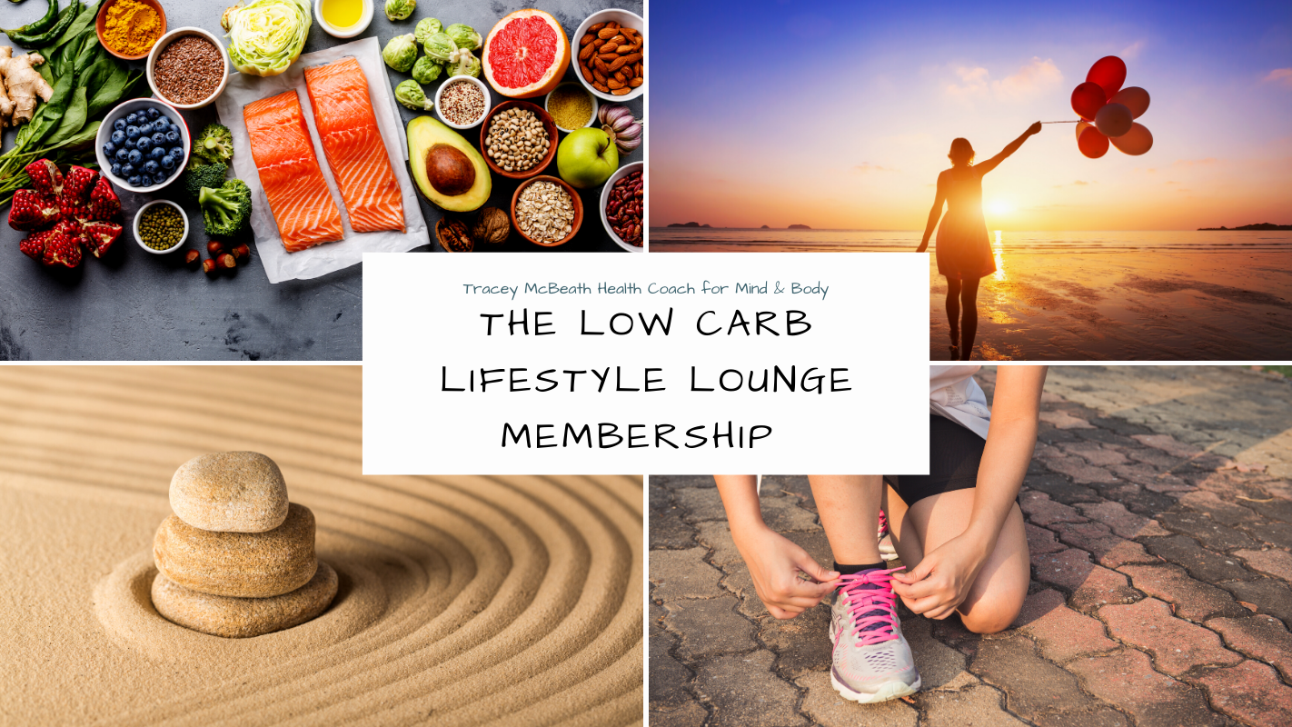 the Low Carb Lifestyle Lounge Membership