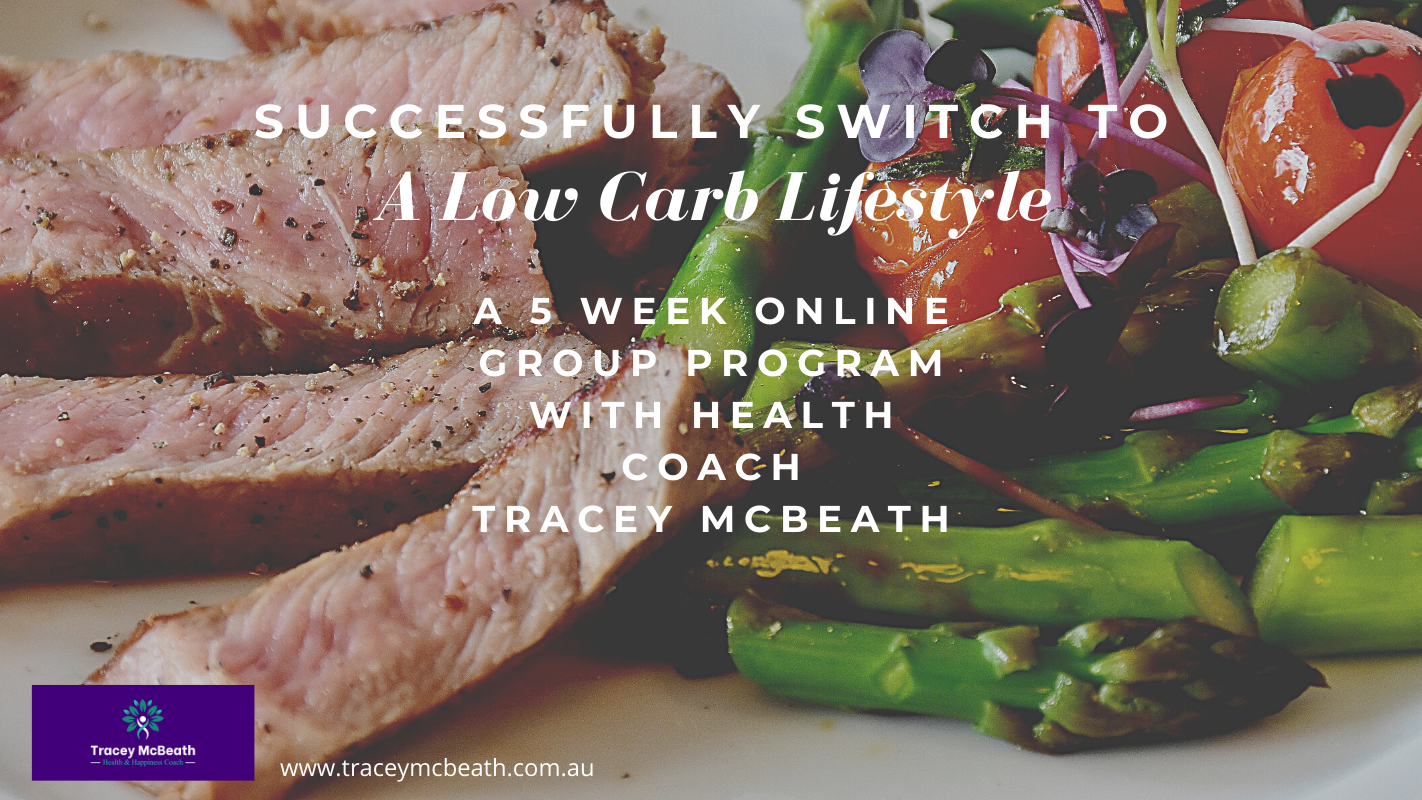 5-week Online Health Food Library